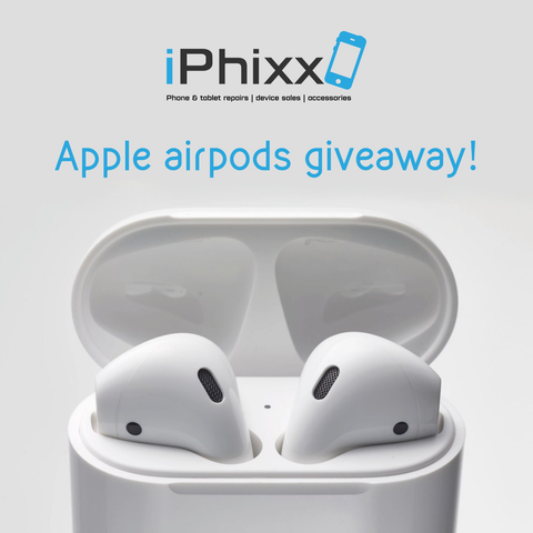 iPhixx Airpods Competition