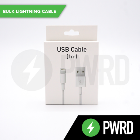 Lightning Cable (MFI - Apple Certified)