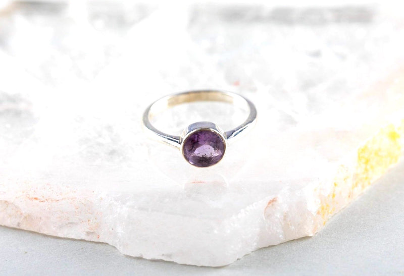 Amethyst Ring - Kat's Collection