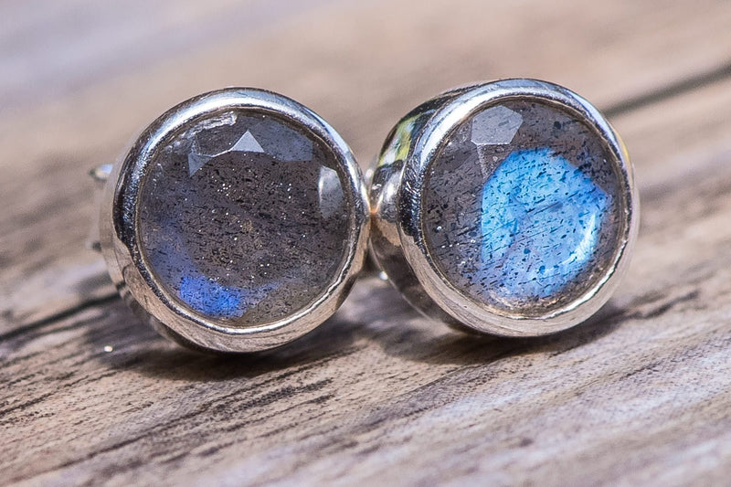 Blue Sapphire Earrings - Kat's Collection