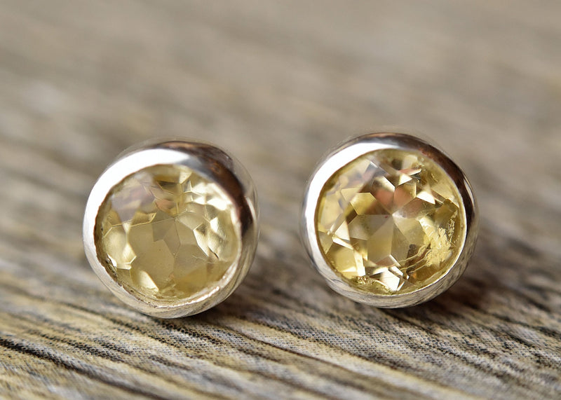 Citrine Earrings - Kat's Collection
