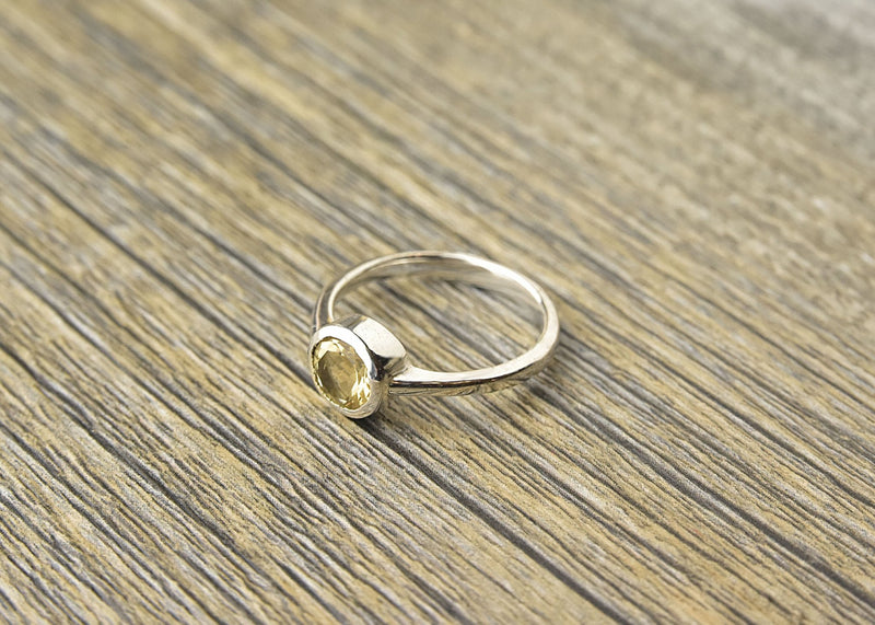 Citrine Ring - Kat's Collection