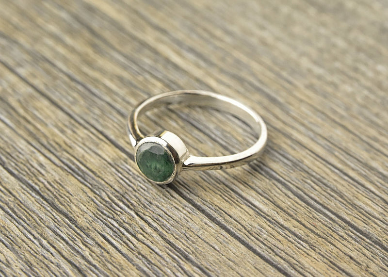 Jade Ring - Kat's Collection
