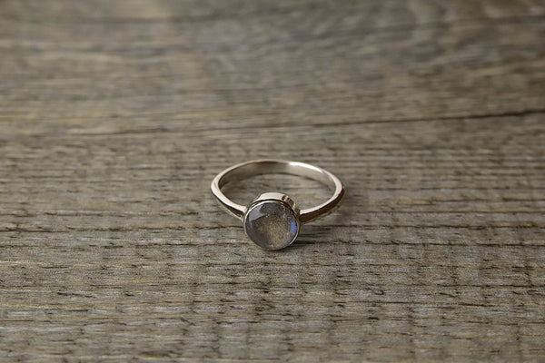 Labradorite Ring - Kat's Collection