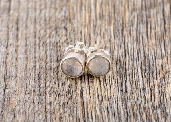 Moonstone Earrings - Kat's Collection