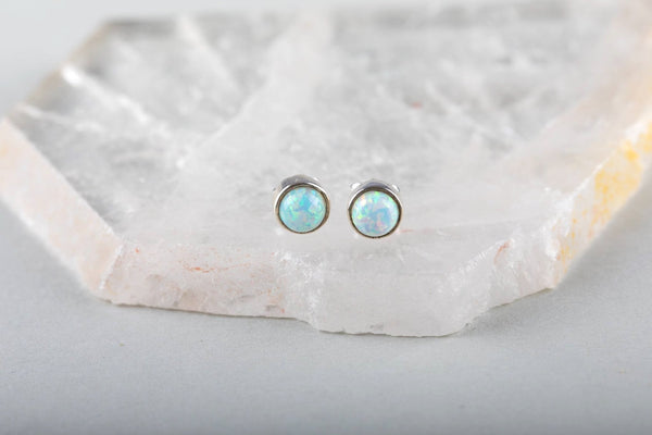 Opal Earrings - Kat's Collection
