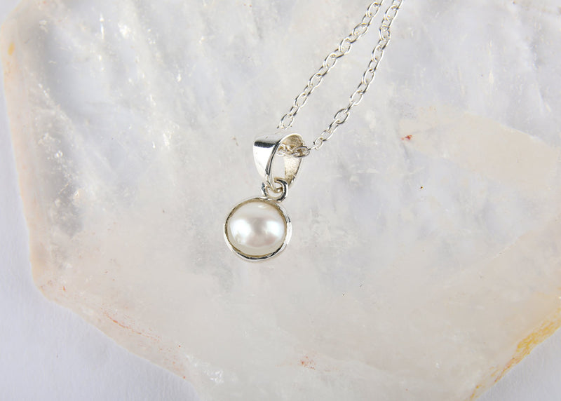 Pearl Pendant - Kat's Collection