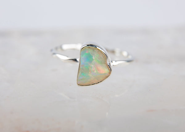 Raw Opal Ring - Kat's Collection