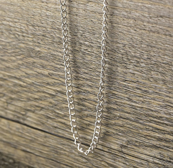 Sterling Silver Chain - Kat's Collection