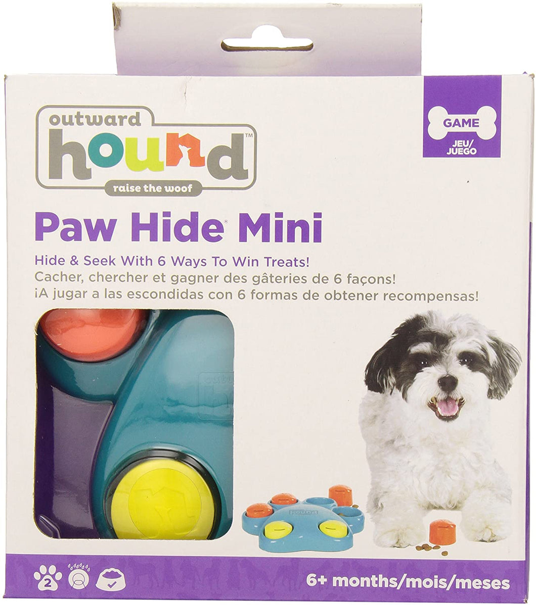 Paw Hide Mini Puzzle