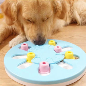Dog IQ Interactive Dispenser Puzzle Toy