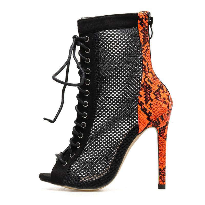 Talons Python Orange | Univers Serpent