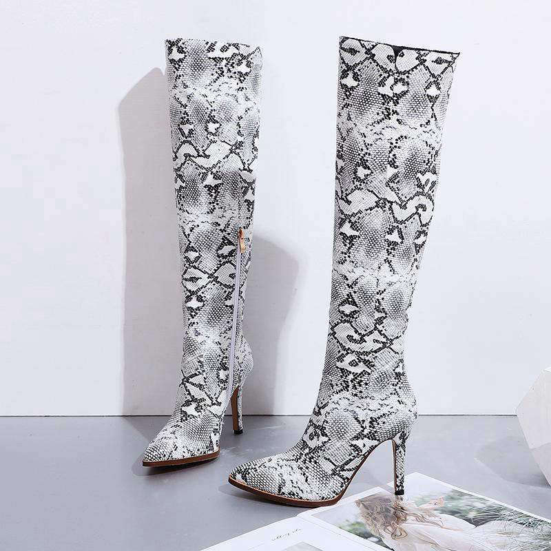 Bottes Hautes Serpent | Univers Serpent