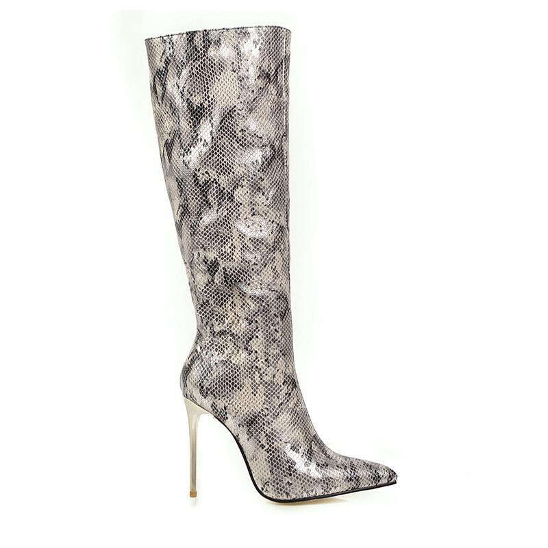Bottes Motif Serpent | Univers Serpent