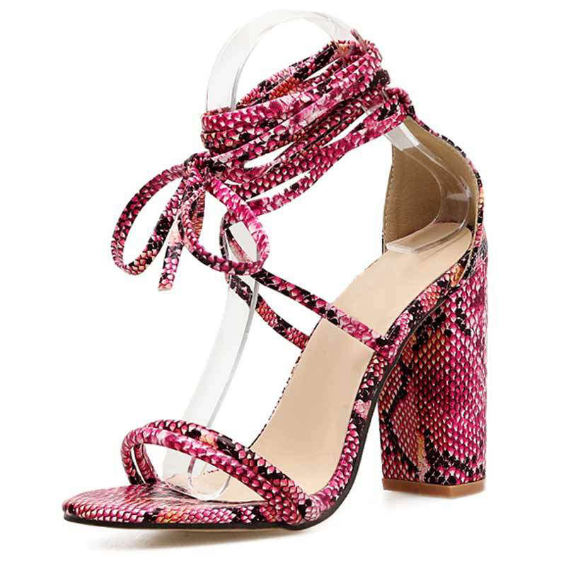 Talons Python Rose | Univers Serpent