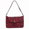 Sac Imitation Python Rouge | Univers Serpent