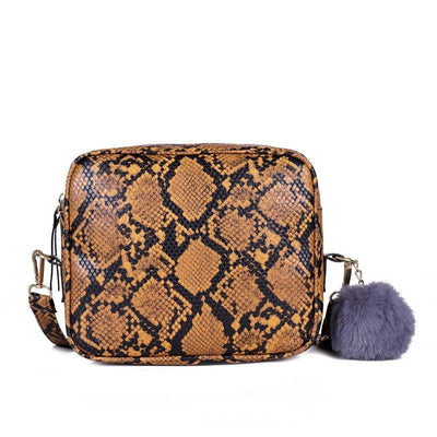 Sac Imitation Serpent Femme | Univers Serpent