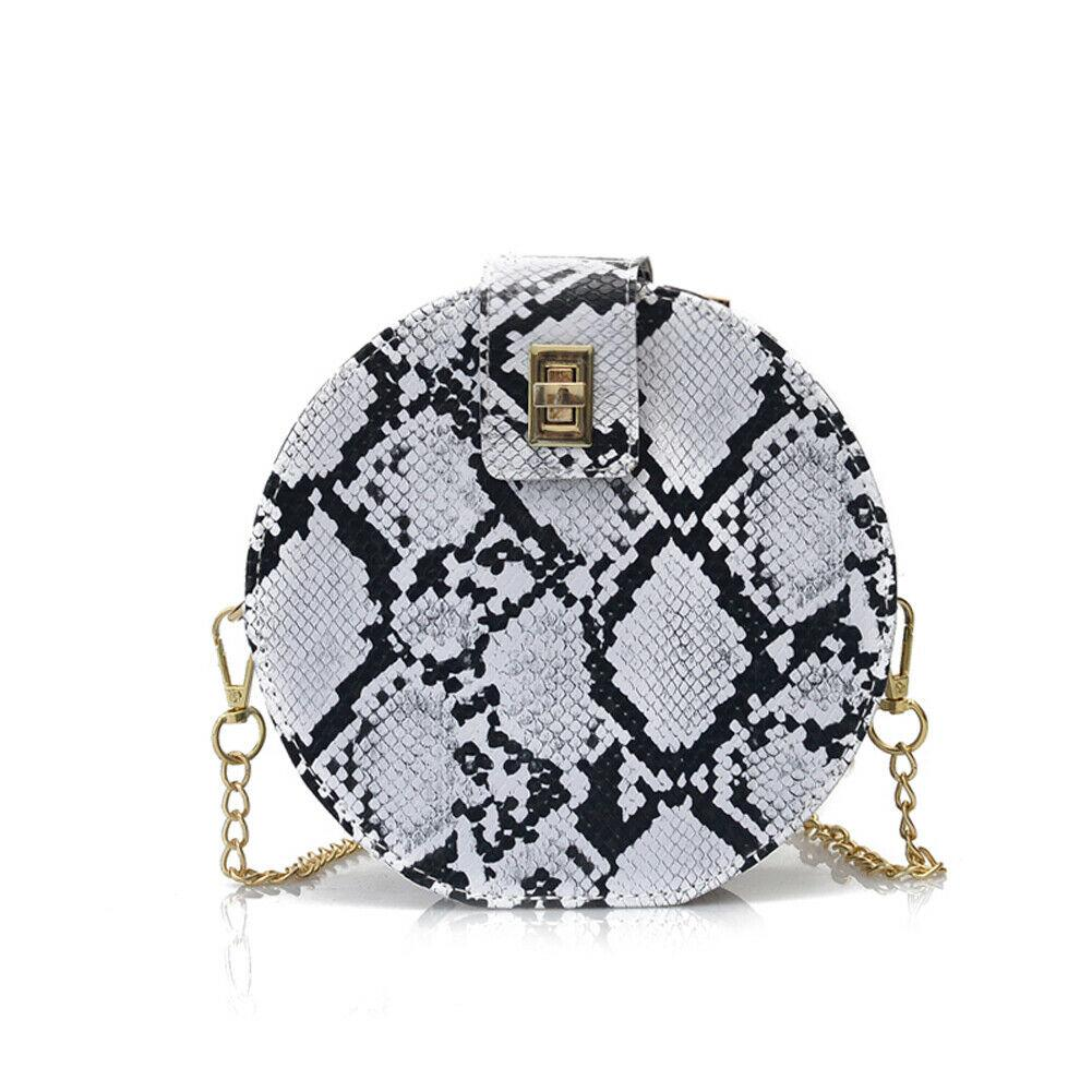 Sac Imitation Serpent Rond | Univers Serpent