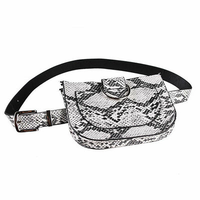 Sac Serpent Ceinture | Univers Serpent