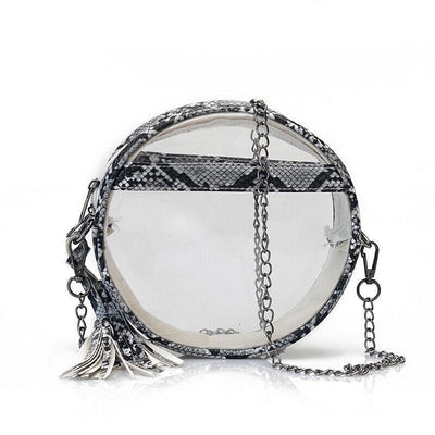Sac Transparent Python | Univers Serpent