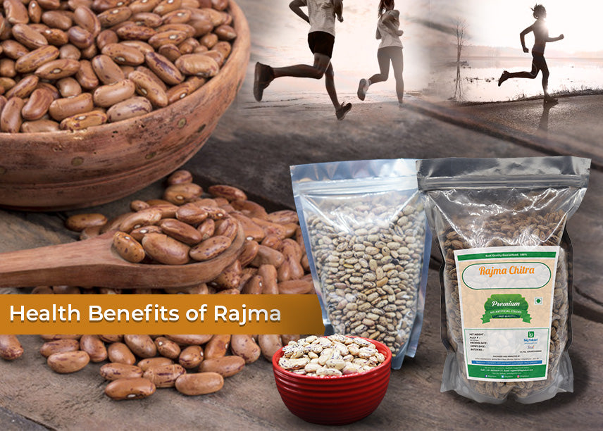 Health benefits of rajma