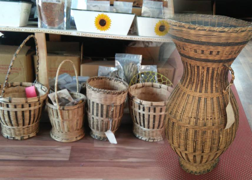 Ringaal basketry of Uttarakhand