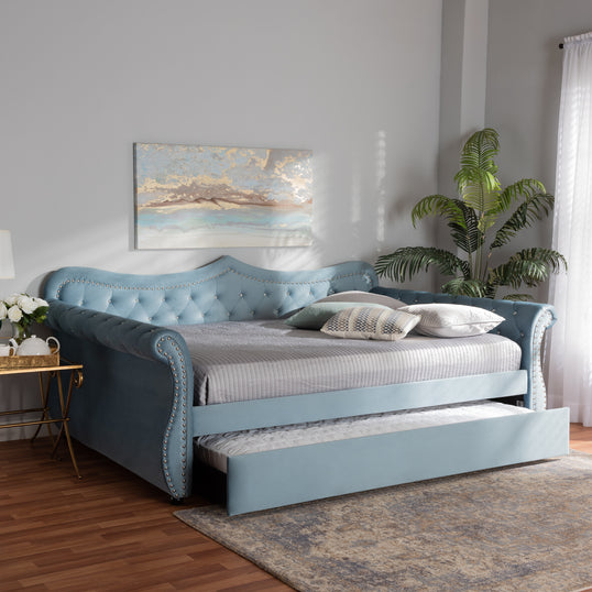 Abbie One (1) Full Size Daybed; One (1) Trundle