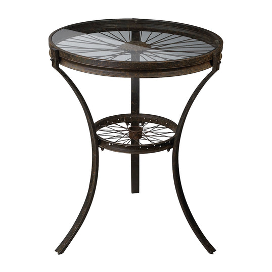 129-1011-Accent Table