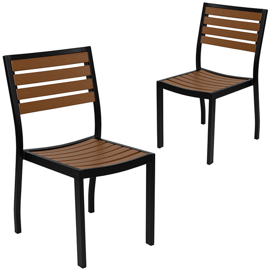 Flash Furniture Outdoor Accent Chairs and Benches