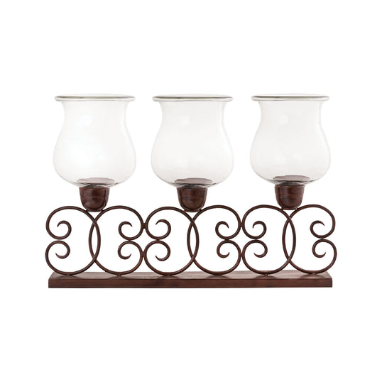 573828-Candle / Candle Holder