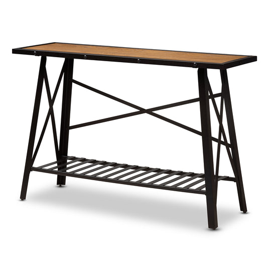 Allaire One (1) Console Table