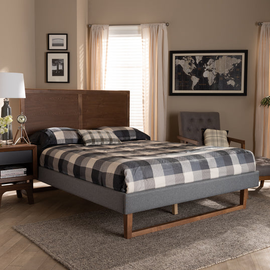 Allegra One (1) King Size Bed
