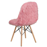 Shaggy Dog Accent Chair