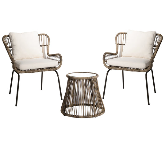 Crestview Collection Outdoor Accent Chairs and Benches