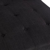 Matthew Coal Fabric Sectional Sofa