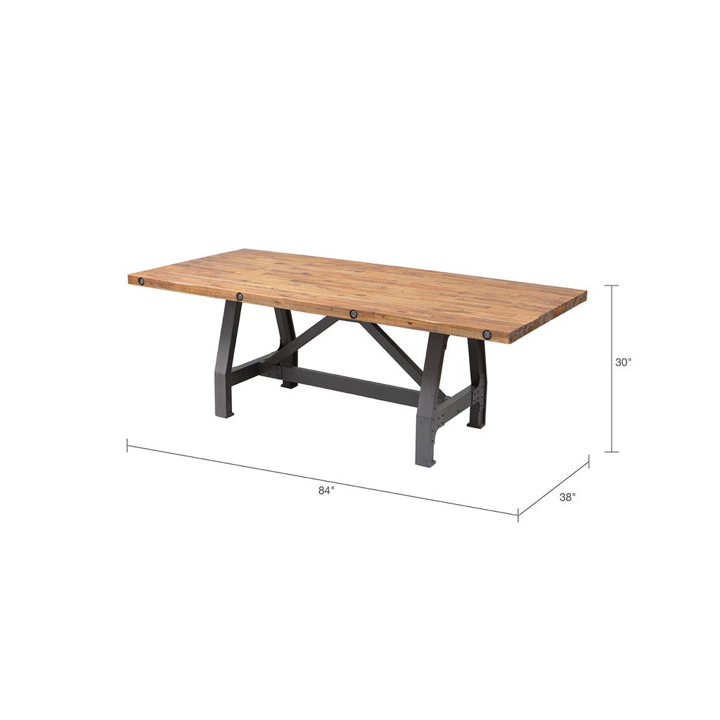 "Lancaster 84"" Dining Table"