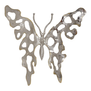 Moe's Home Metal Butterfly Nickel Medium