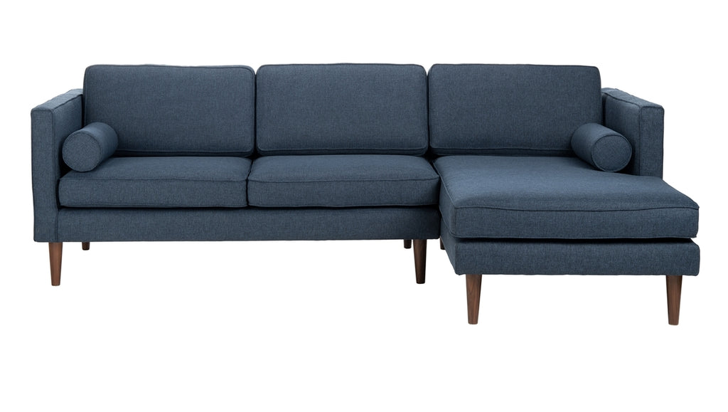 Dulce Mid-Century Chaise Sofa
