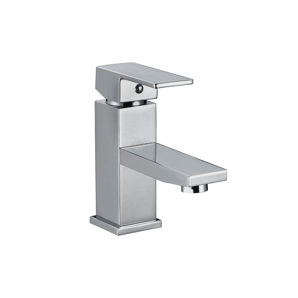 Safavieh Bliss Bathroom Faucet Chrome Chrome BRF1055C 889048537279