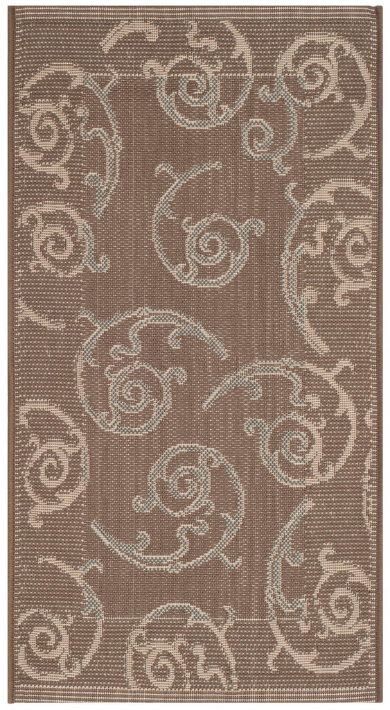 Safavieh Courtyard Cy7108 87A Power Loomed Rug