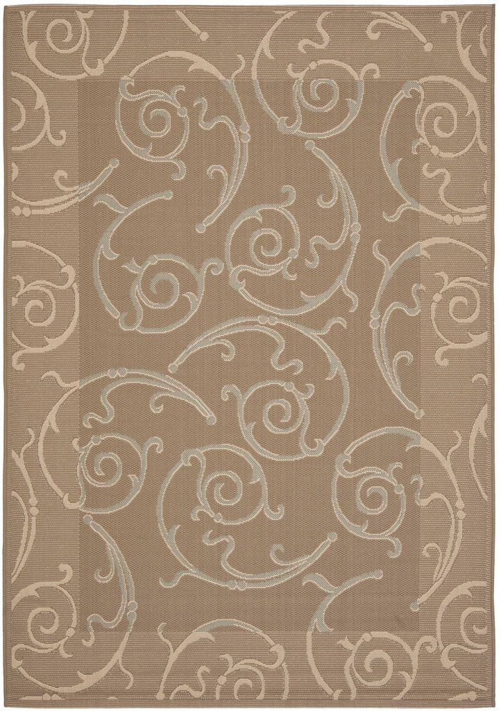 Safavieh Courtyard Cy7108 97A1 Power Loomed Rug