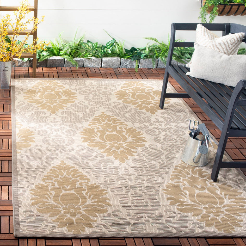 Safavieh Courtyard Cy7133 11A Power Loomed Rug