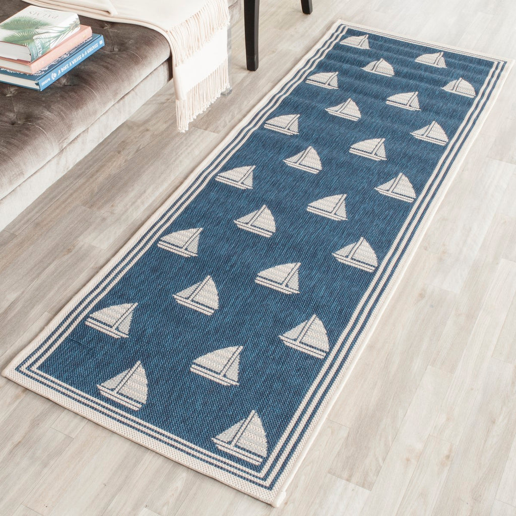 Safavieh Courtyard Cy7422 258A2 Power Loomed Rug