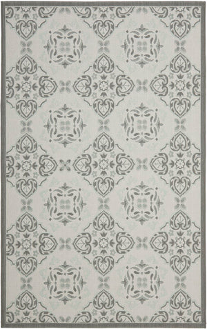 Safavieh Courtyard Cy7978 79A2 Power Loomed Rug