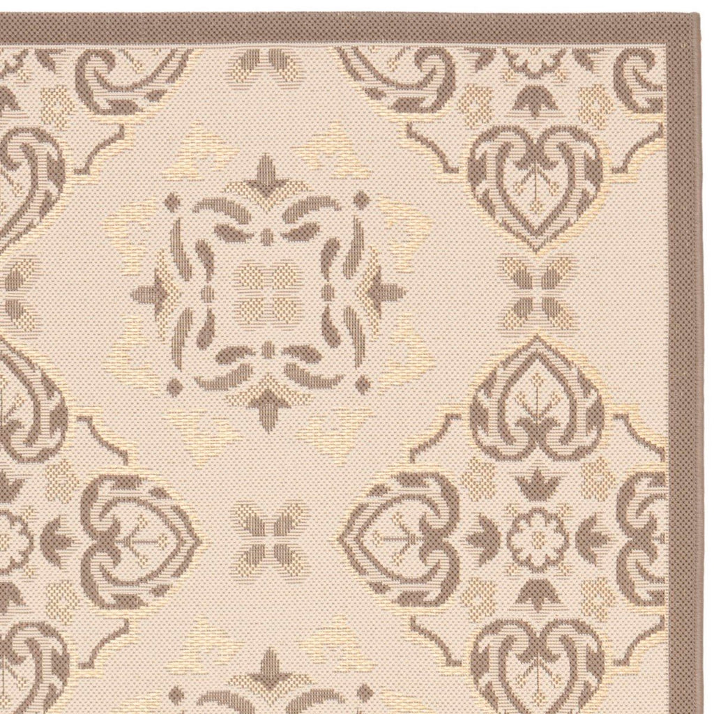 Safavieh Courtyard Cy7978 79A1 Power Loomed Rug