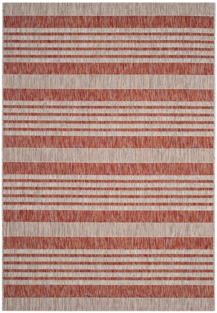 Courtyard Cy8062 3652 Power Loomed Rug