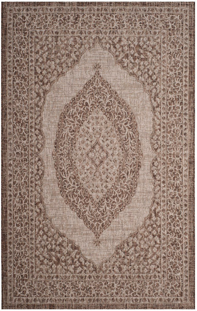 Courtyard Cy8751 3651 Power Loomed Rug