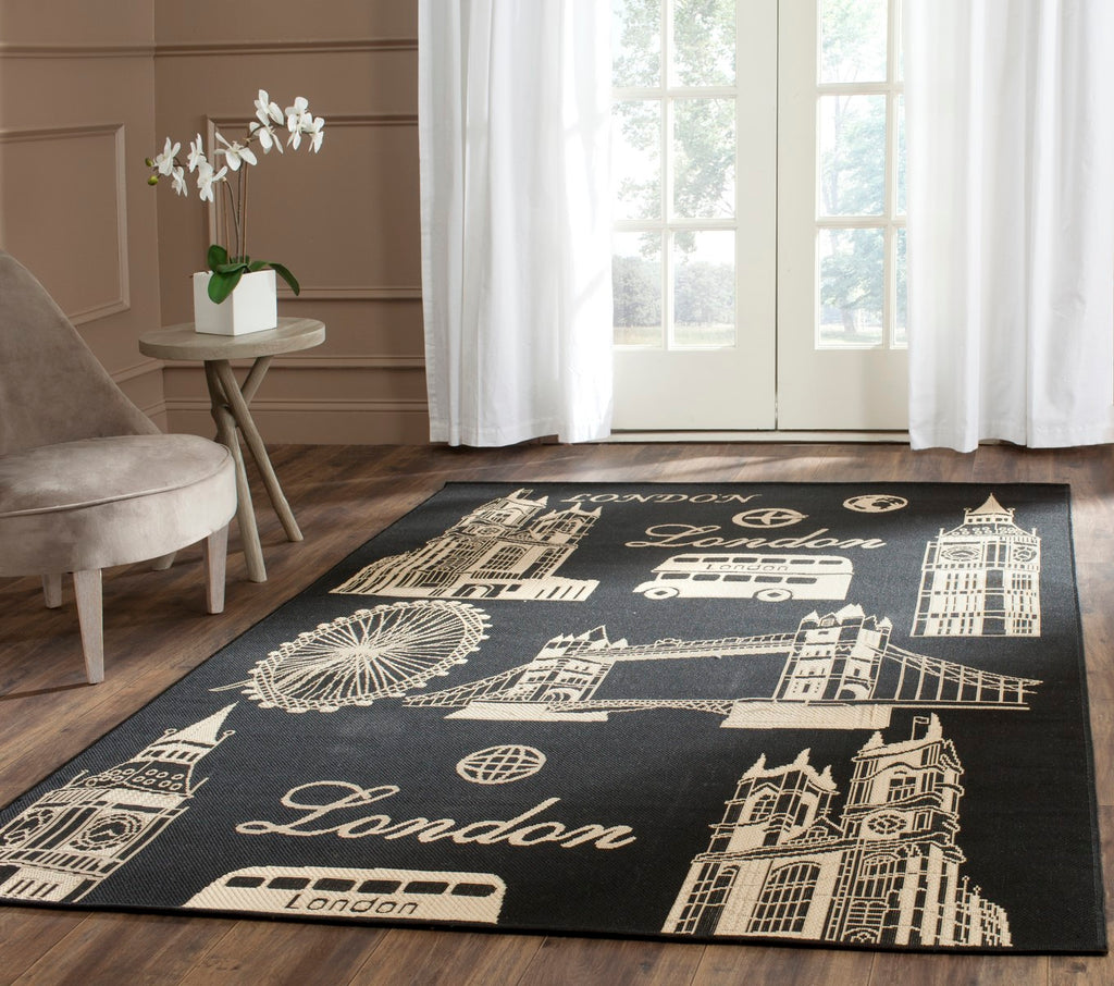 Safavieh Courtyard CY9142 Power Loomed Rug
