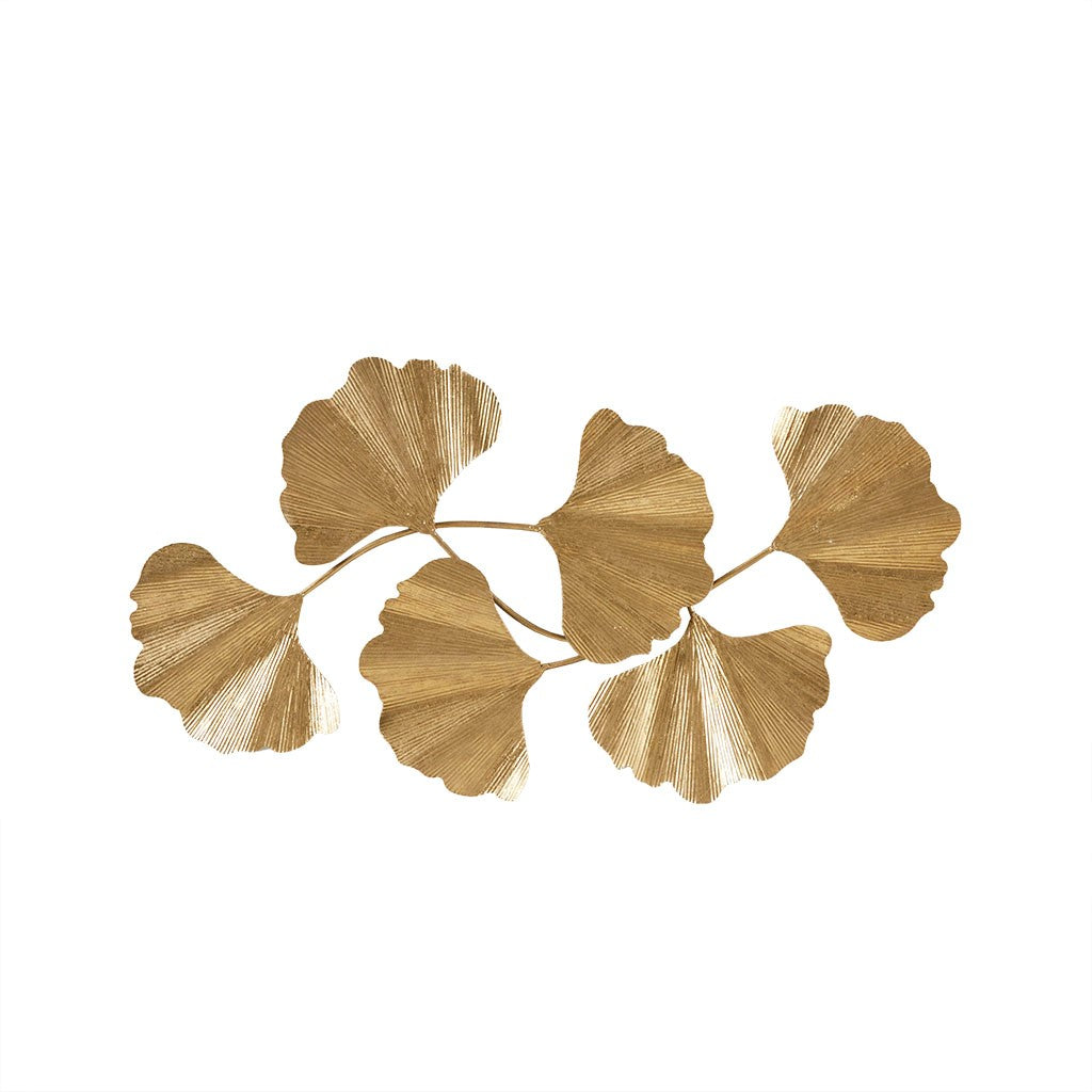 Faye Transitional Ginkgowall Decor