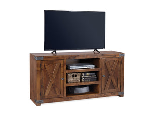 "Urban Farmhouse Industrial60"" Console"